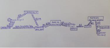 hyundai nexo ix35 tucson fcev map munich münchen hydrochan