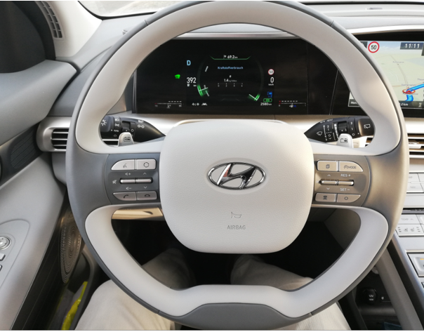 hyundai nexo mortimer hydrochan steering wheel cruise control dashboard six senses kamptal winter test