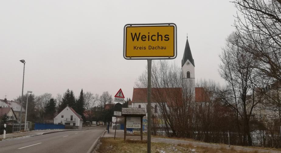 hyundai ix35 tucson fcev_hydrochan_innsbruck_münchen_munich_refuelling station_08012019_morning in weichs_church