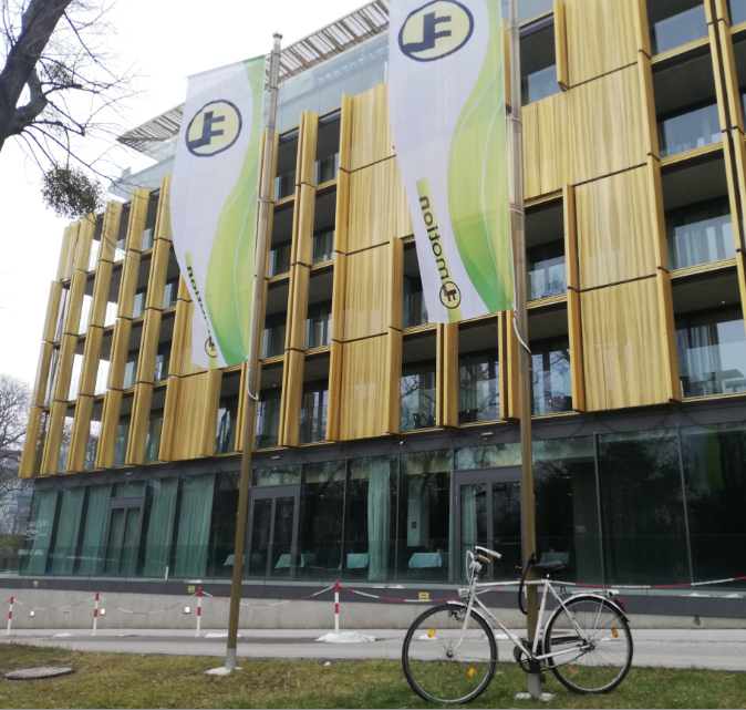 ktm bike_el motion vienna conference_raidsson blu hotel park royal palace_hydrochan