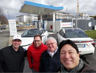 IMG_20190313_1105 Mortimer hydrochan energytours Toyota mirai fcv Limburg hydrogen air liquide