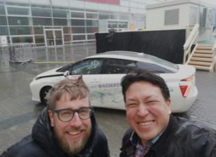 IMG_20190313_1641_Toyota Mirai FCV_Messe Düsseldorf_Energy Storage Europe_Mortimer hydrochan energytours