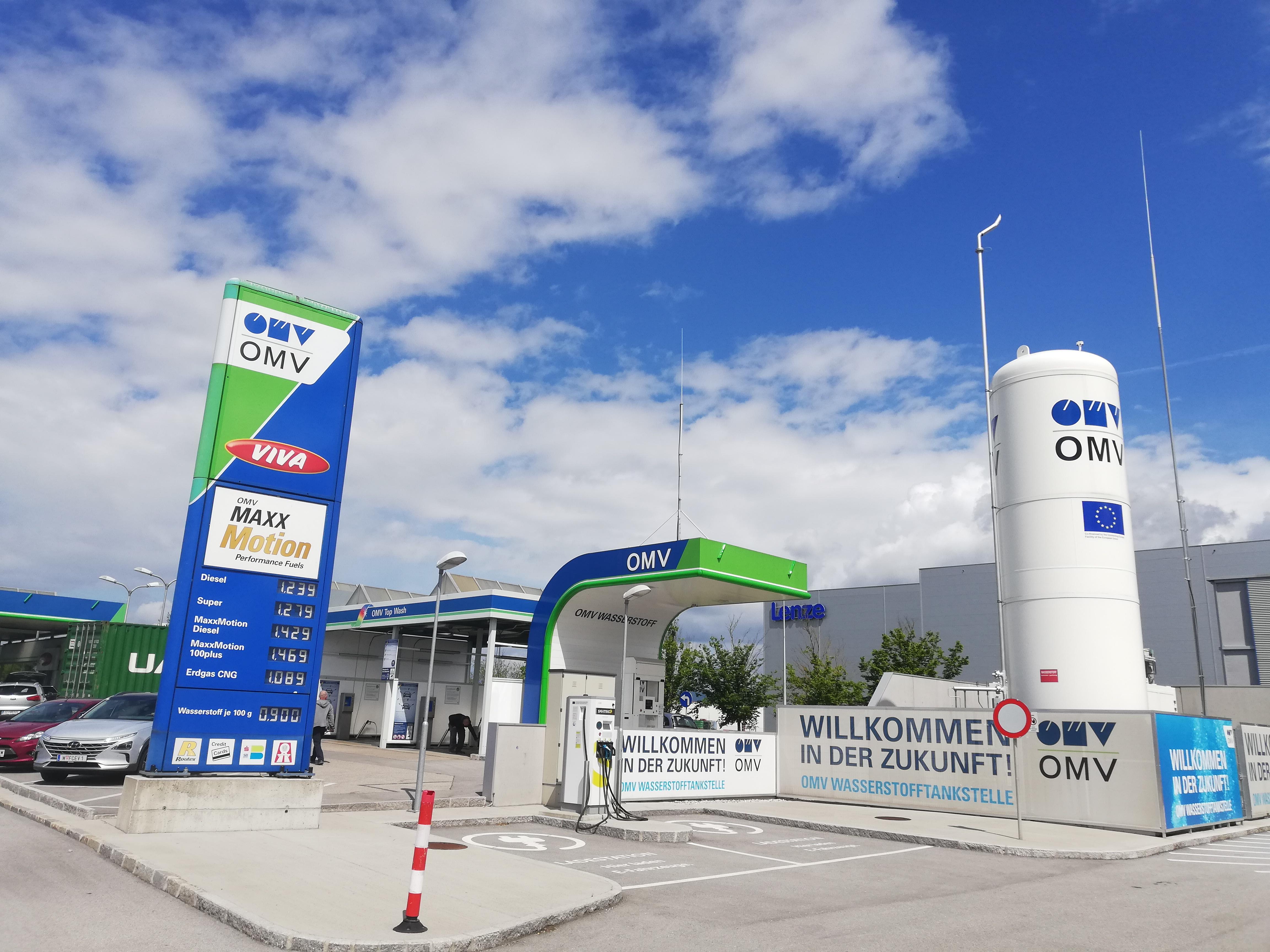 hyundai-nexo-range-test-hydrochan-Vienna-Offenbach-Innsbruck_wasserstoff tankstelle linz asten st florian omv