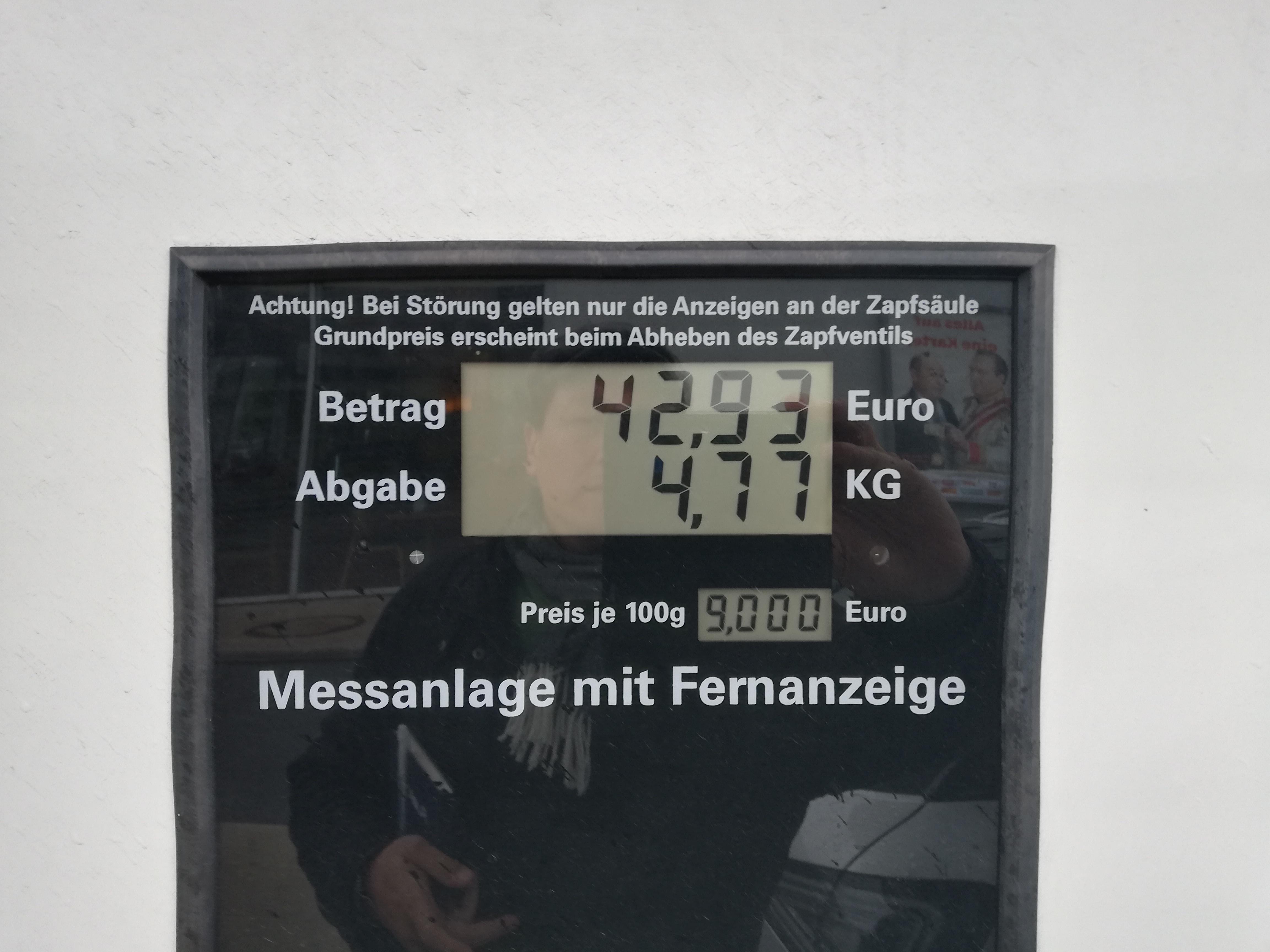 hyundai-nexo-range-test-hydrochan-Vienna-Offenbach-Innsbruck wasserstoff tankstelle omv andechsstrasse euro kilogramm