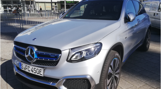Mercedes Benz GLC FCELL_mortimer schulz solutions hydrochan_hannover messe_front
