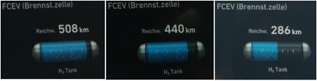 hyundai nexo speed acceleration test mortimer schulz solutions hydrochan data collected fcev brennst zelle h2 tank reichw km