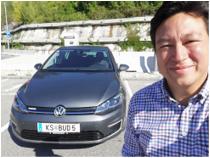 VW eGolf ID3_buddy carsharing birngruber_mortimer schulz solutions hydrochan_knoten steinhäusl smatrics ccs omv ladesäule charging station