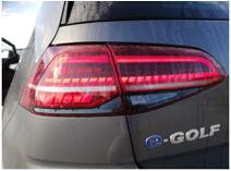 VW eGolf ID3_buddy carsharing birngruber_mortimer schulz solutions hydrochan_rückfahrlicht rear light