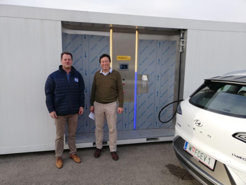 hyundai nexo fcev_tulln edc anlagentechnik gmbh_dietmar unfried_hsc hydrogen smart container_mortimer schulz hydrochan